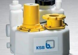 KSB Hebeanlage mini-Compacta U1.60 D
