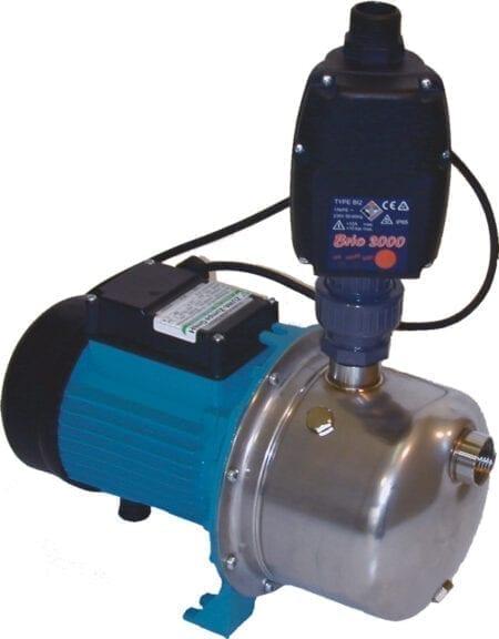 ZUWA JET GP 100/E INOX 1200